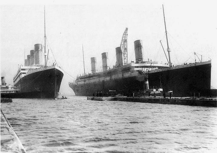 Mardi 31 mai 2011 - 1911 : Centenaire du lancement du paquebot Titanic à Belfast Titani13