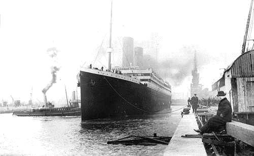 Mardi 31 mai 2011 - 1911 : Centenaire du lancement du paquebot Titanic à Belfast Titani14