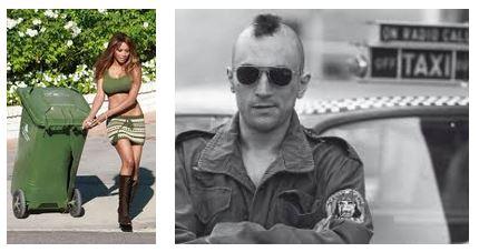 Juxtapositions oulipiennes d'images - Poésie des contrastes Vert_k10
