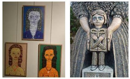 Juxtapositions oulipiennes d'images - Poésie des contrastes Visage10