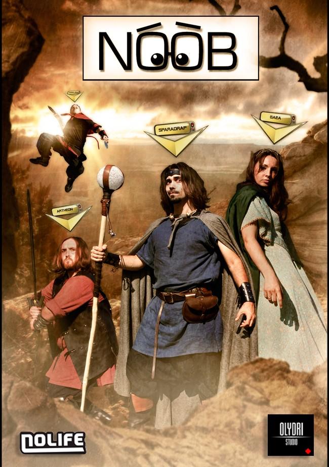 Kuzco,l'empereur megalo,et d'autres video - Page 3 Noob10
