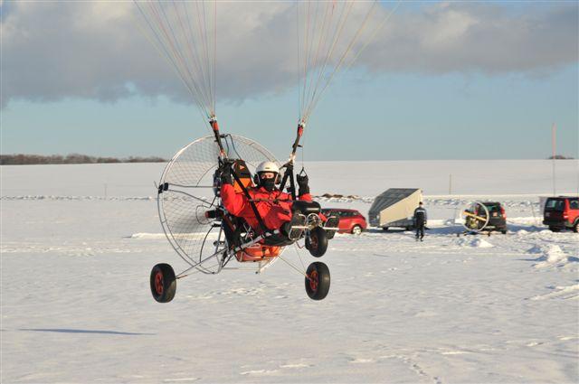 1er vol de l'année sous la neige... _dsc9711