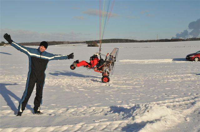 1er vol de l'année sous la neige... _dsc9712