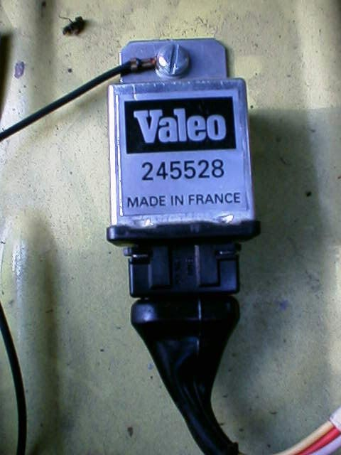 allumage electronique 23010