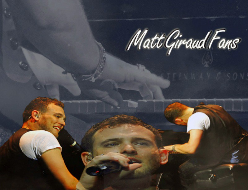 Matt on the American Idol Tour: The Matt Show! Layout12