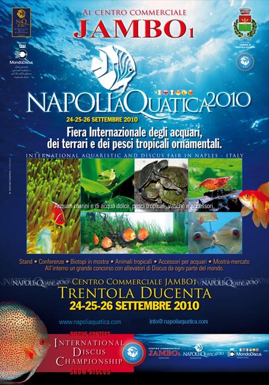 NAPOLI ACQUATICA 2010 Manife10