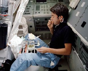 Disparition de l'astronaute William ''Bill'' Lenoir (1939-2010) News-013