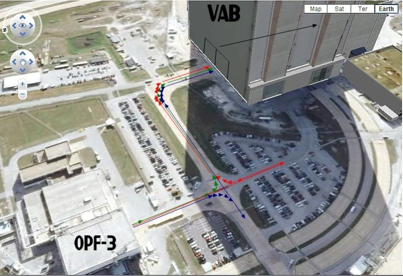 [STS-133] Discovery : Préparatifs (Lancement prévu le 24/02/2011) - Page 9 Rollov11