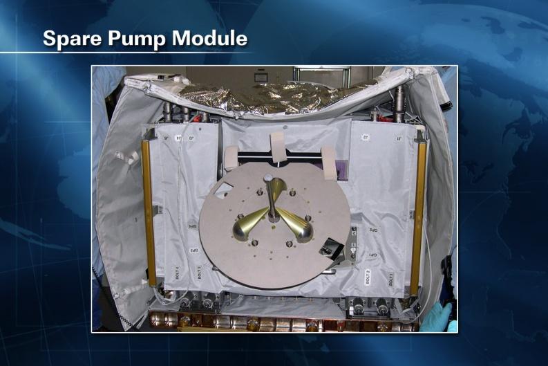 [ISS] Panne + réparation d'un des systèmes de refroidissement  - Page 3 Sans_124