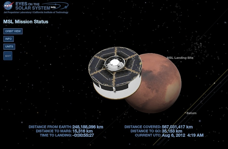 [Curiosity/MSL] Atterrissage sur Mars le 6 août 2012, 7h31 - Page 6 Sans_341