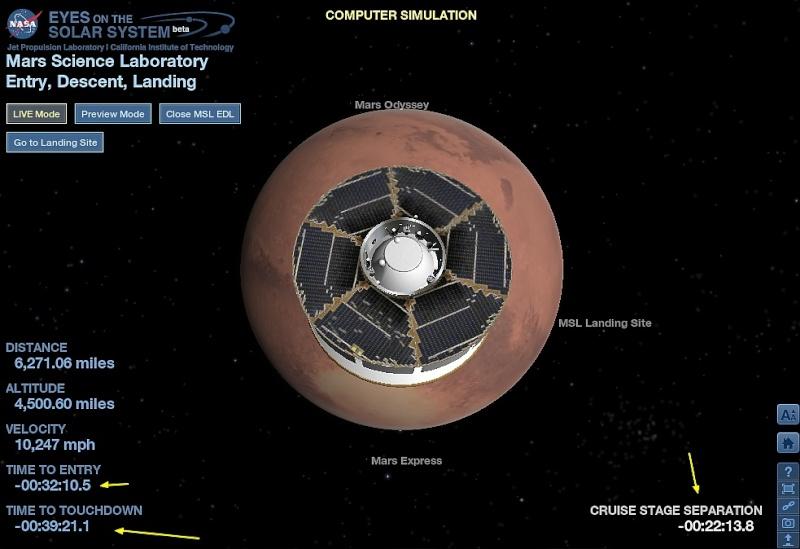[Curiosity/MSL] Atterrissage sur Mars le 6 août 2012, 7h31 - Page 13 Sans_345