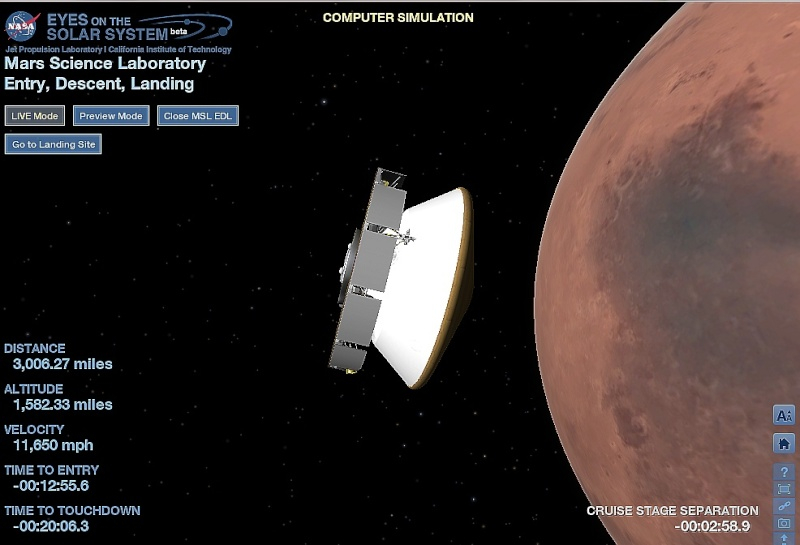 [Curiosity/MSL] Atterrissage sur Mars le 6 août 2012, 7h31 - Page 13 Sans_349