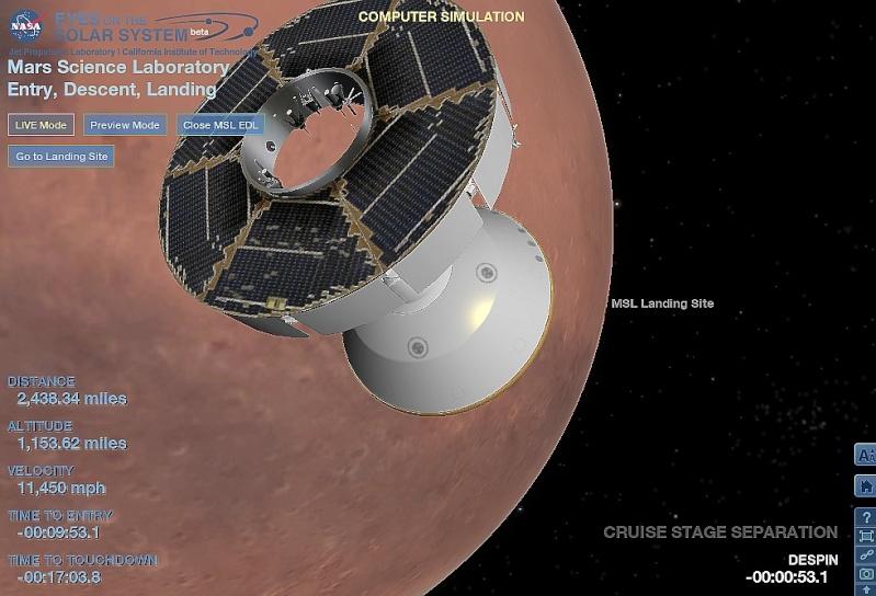 [Curiosity/MSL] Atterrissage sur Mars le 6 août 2012, 7h31 - Page 13 Sans_350