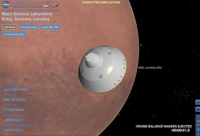 [Curiosity/MSL] Atterrissage sur Mars le 6 août 2012, 7h31 - Page 13 Sans_351