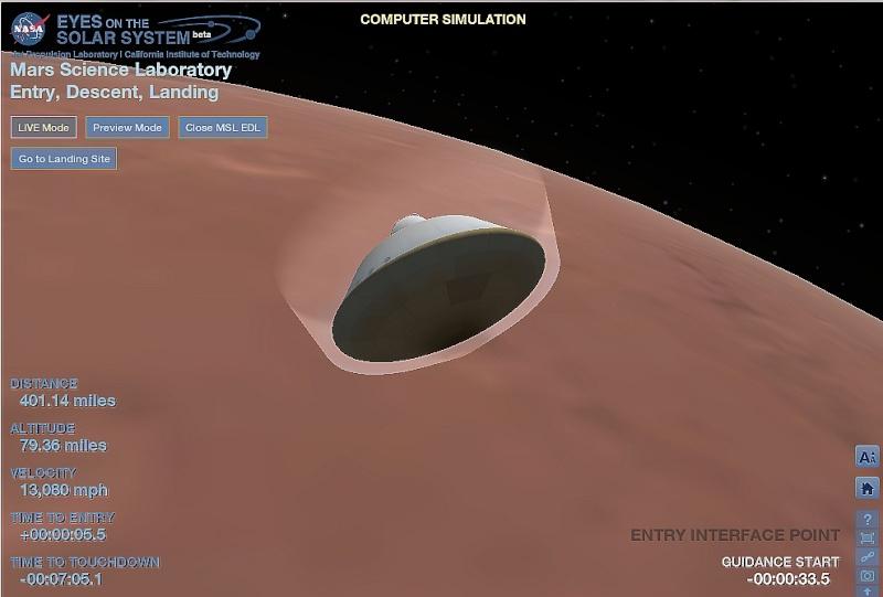 [Curiosity/MSL] Atterrissage sur Mars le 6 août 2012, 7h31 - Page 9 Sans_353