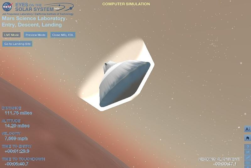 [Curiosity/MSL] Atterrissage sur Mars le 6 août 2012, 7h31 - Page 9 Sans_355