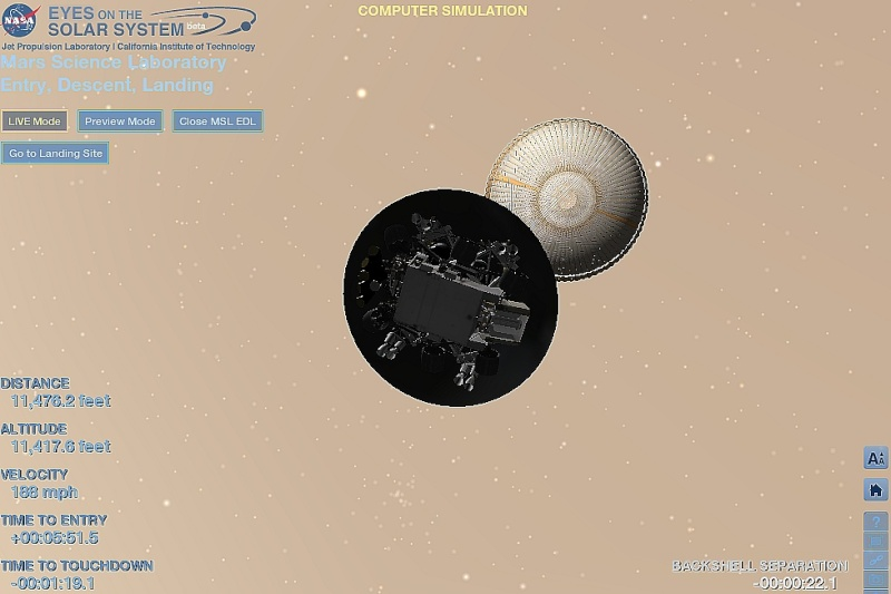 [Curiosity/MSL] Atterrissage sur Mars le 6 août 2012, 7h31 - Page 9 Sans_359