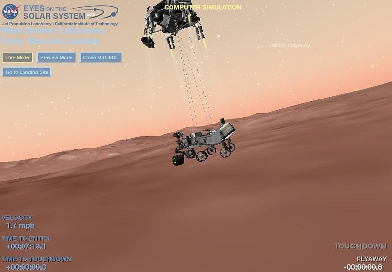 [Curiosity/MSL] Atterrissage sur Mars le 6 août 2012, 7h31 - Page 13 Sans_360