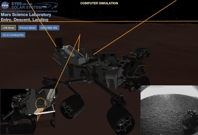 [Curiosity/MSL] L'exploration du Cratère Gale (1/3) - Page 4 Sans_366