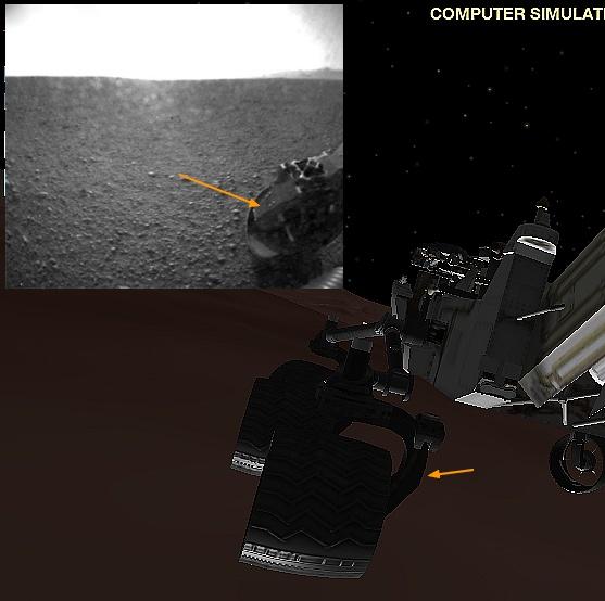 [Curiosity/MSL] L'exploration du Cratère Gale (1/3) - Page 4 Sans_367