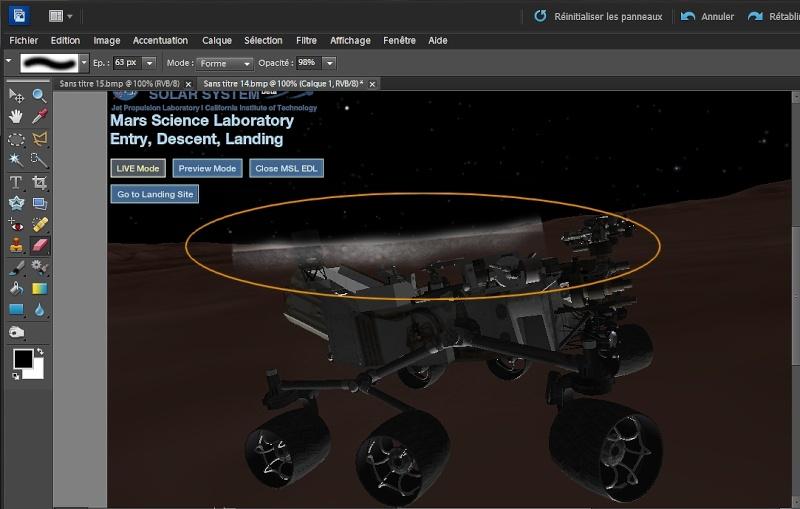 [Curiosity/MSL] L'exploration du Cratère Gale (1/3) - Page 4 Sans_369