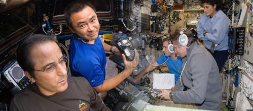 ISS Expédition 32: Déroulement de la mission. - Page 2 Sans_372