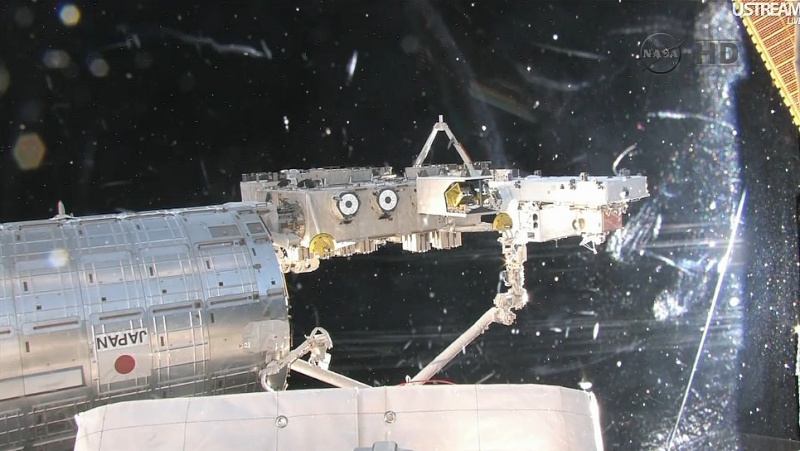 ISS Expédition 32: Déroulement de la mission. - Page 2 Sans_374