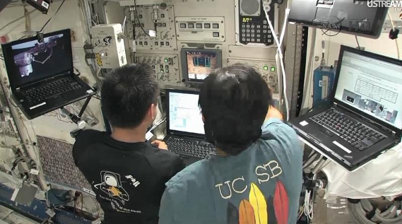 ISS Expédition 32: Déroulement de la mission. - Page 2 Sans_375