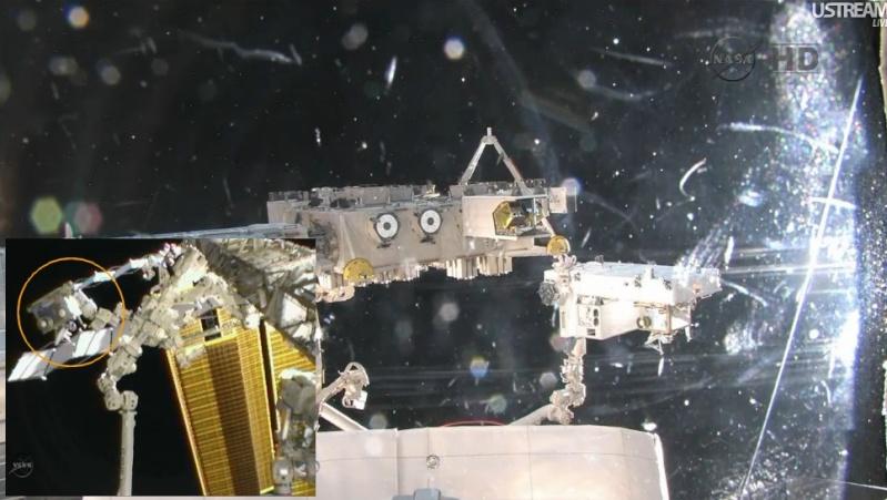 ISS Expédition 32: Déroulement de la mission. - Page 2 Sans_378