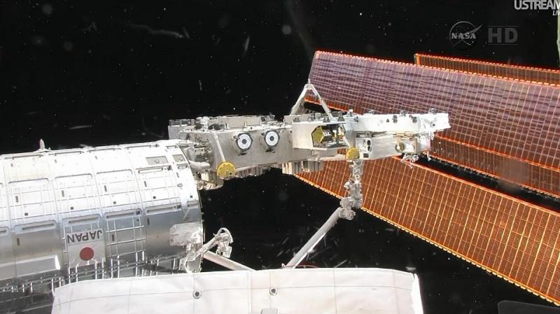 ISS Expédition 32: Déroulement de la mission. - Page 2 Sans_379