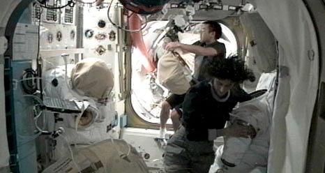 ISS Expédition 32: Déroulement de la mission. - Page 3 Sans_415