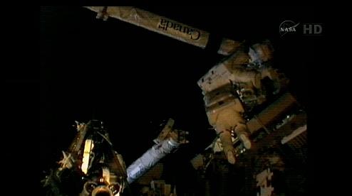 ISS: US-EVA#19 - Opération de secours sur MBSU-1 (05.09.12) - Page 2 Sans_425