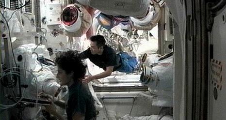 ISS Expédition 32: Déroulement de la mission. - Page 4 Sans_455