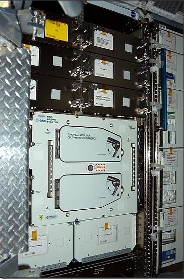 ISS: Expédition 33 (Déroulement de la mission) Sans_544