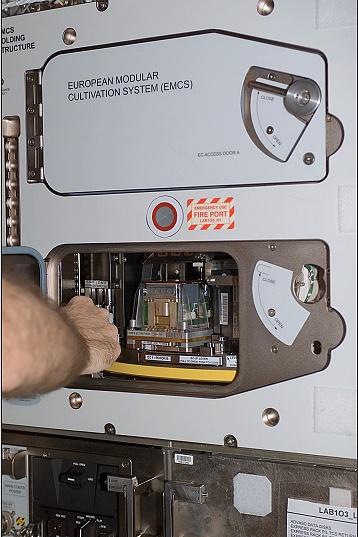 ISS: Expédition 33 (Déroulement de la mission) Sans_545