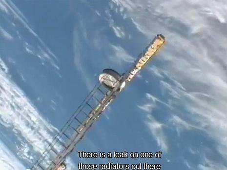 ISS: Expédition 33 (Déroulement de la mission) Sans_548