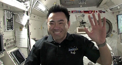 ISS: Expédition 33 (Déroulement de la mission) Sans_551