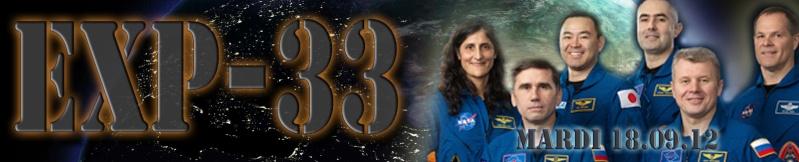 ISS: Expédition 33 (Déroulement de la mission) Souche20