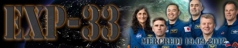 ISS: Expédition 33 (Déroulement de la mission) Souche21