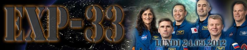 ISS: Expédition 33 (Déroulement de la mission) Souche22