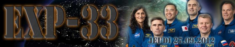 ISS: Expédition 33 (Déroulement de la mission) Souche23