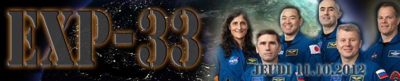 ISS: Expédition 33 (Déroulement de la mission) Souche24