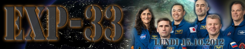 ISS: Expédition 33 (Déroulement de la mission) Souche25