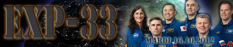 ISS: Expédition 33 (Déroulement de la mission) Souche26