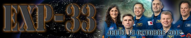 ISS: Expédition 33 (Déroulement de la mission) Souche28