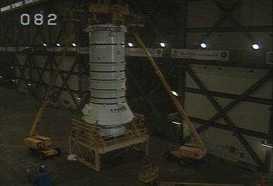 [STS-134] Endeavour : Préparatifs lancement le 29/04/2011 - Page 3 Srb110