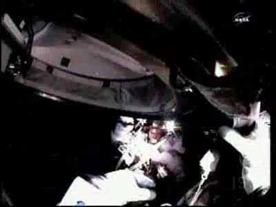 [ISS] Panne + réparation d'un des systèmes de refroidissement  - Page 13 Vlcsn119