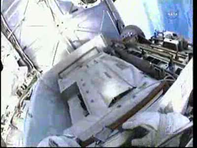 [ISS] Panne + réparation d'un des systèmes de refroidissement  - Page 14 Vlcsn133