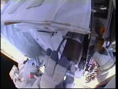 [ISS] Panne + réparation d'un des systèmes de refroidissement  - Page 14 Vlcsn134
