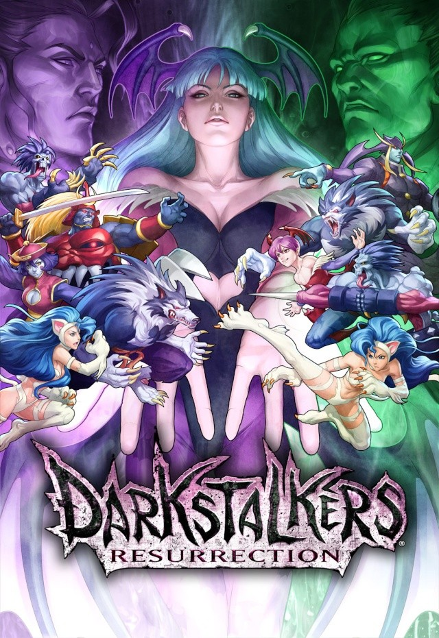 [NYCC12]Ono annonce Darkstalkers Résurrection 11_red10